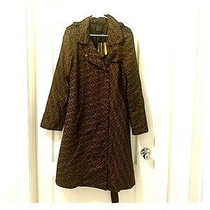 Fendi trench coat